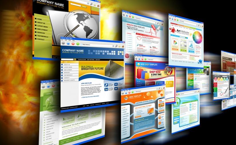 Распространенные рекламные WEB-услуги в сети Интернет