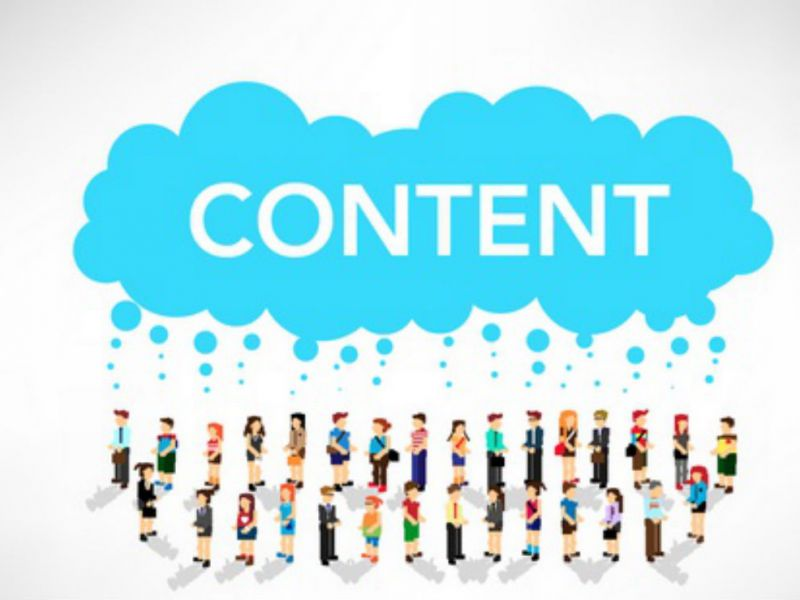 Требуется наполнение сайта контентом?