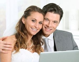 Сайт для молодоженов